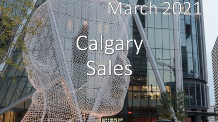 Calgary Home Sales Update March 2021