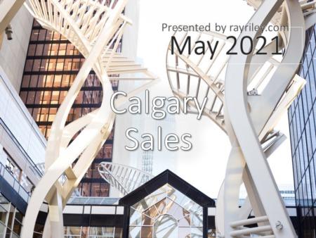 Calgary Home Sales Update April 2021