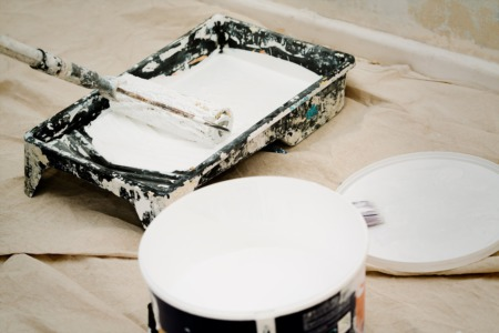 Want your home to make a good impression on buyers? Focus on Painting these Areas