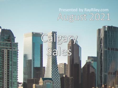 Calgary Home Sales Update September 2021