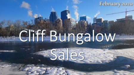 Cliff Bungalow Housing Market Update February 2020
