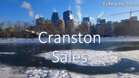 Cranston Housing Market Update February 2020