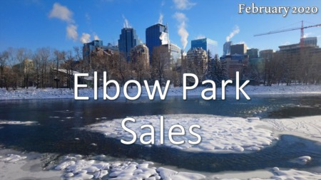 Elbow Park Housing Market Update February 2020