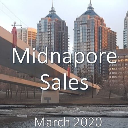 Midnapore Housing Market Update. March 2020