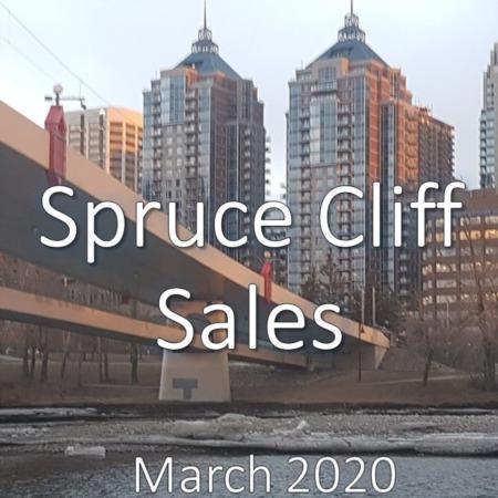 Spruce Cliff Housing Market Update. March 2020