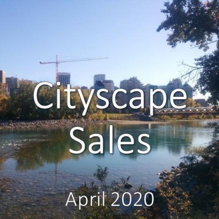 Cityscape Housing Market Update. April 2020