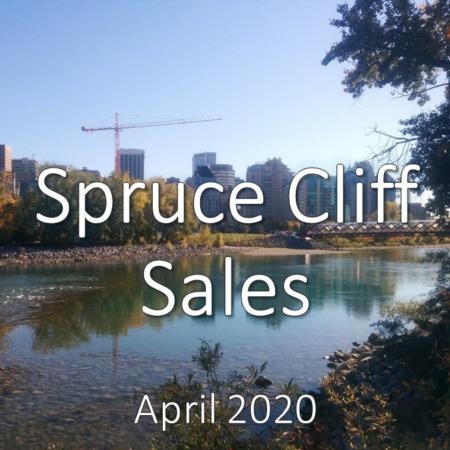 Spruce Cliff Housing Market Update. April 2020