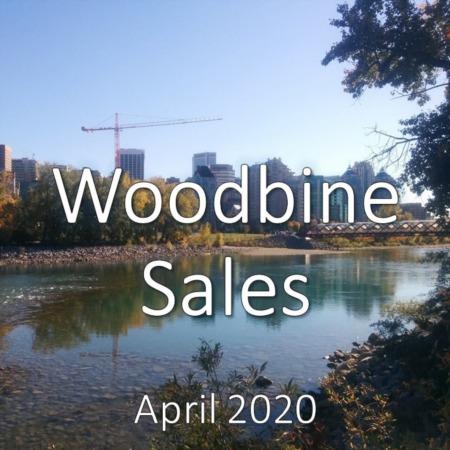Woodbine Housing Market Update. April 2020