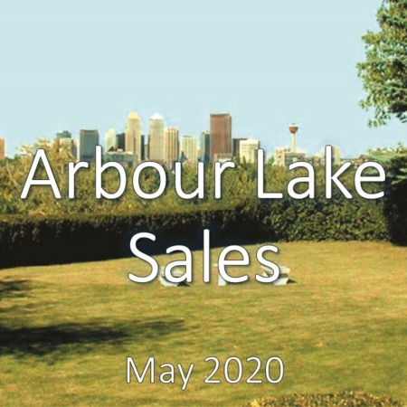 Arbour Lake Housing Market Update May 2020