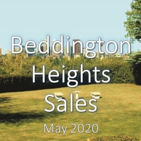 Beddington Heights Housing Market Update May 2020