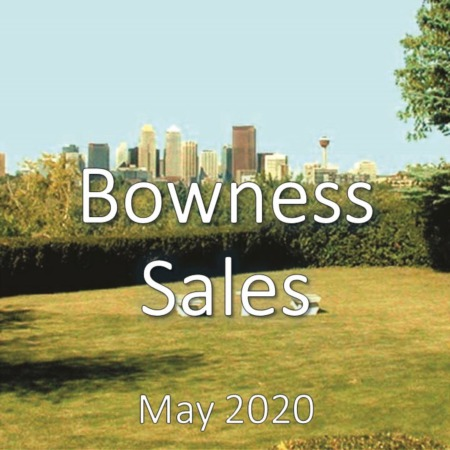 Bowness Housing Market Update May 2020