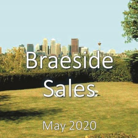 Braeside Housing Market Update May 2020