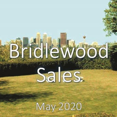 Bridlewood Housing Market Update May 2020