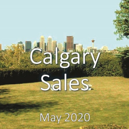 Calgary Housing Market Update May 2020