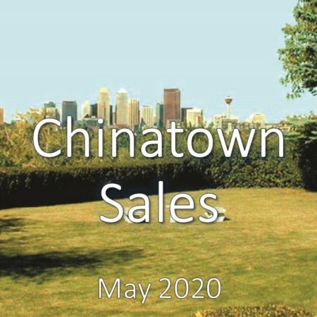 Chinatown Housing Market Update May 2020