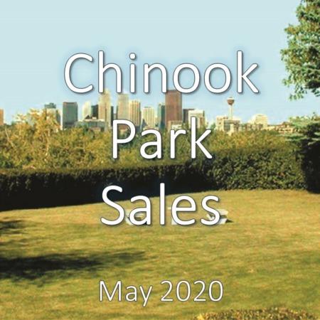 Chinook Park Housing Market Update May 2020