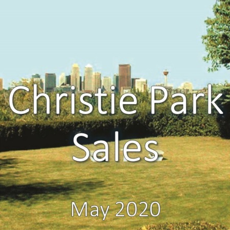 Christie Park Housing Market Update May 2020