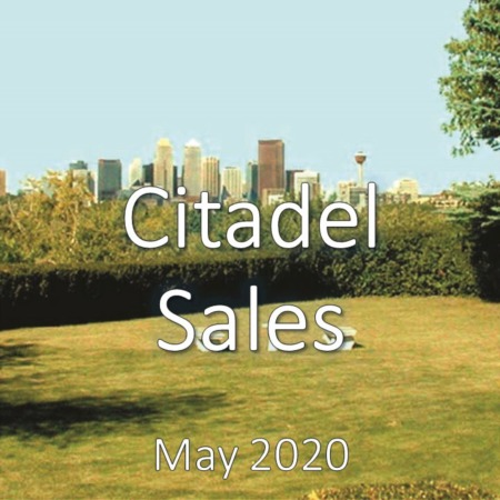 Citadel Housing Market Update May 2020