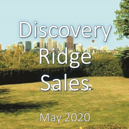 Discovery Ridge Housing Market Update May 2020