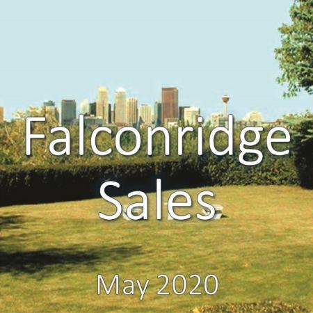 Falconridge Housing Market Update May 2020