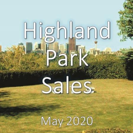 Highland Park Housing Market Update May 2020