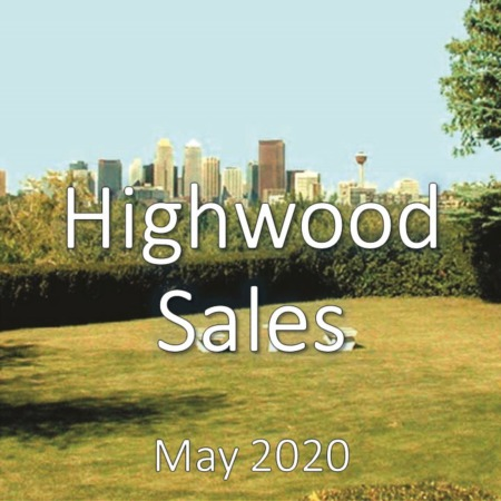 Highwood Housing Market Update May 2020