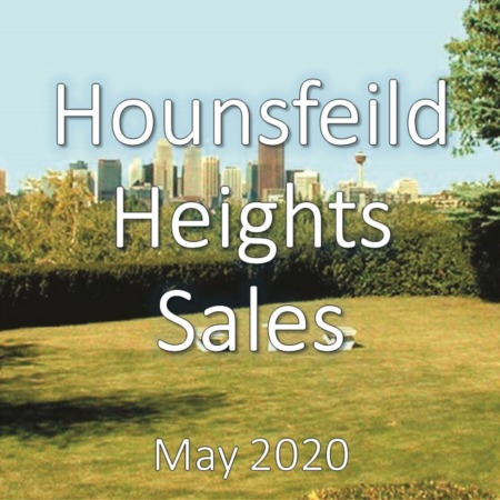 Hounsfield Heights/Briar Hill Housing Market Update May 2020