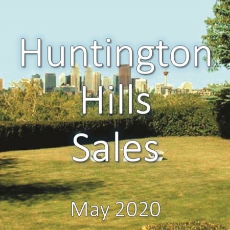 Huntington Hills Housing Market Update May 2020