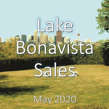 Lake Bonavista Housing Market Update May 2020