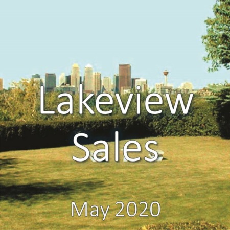 Lakeview Housing Market Update May 2020