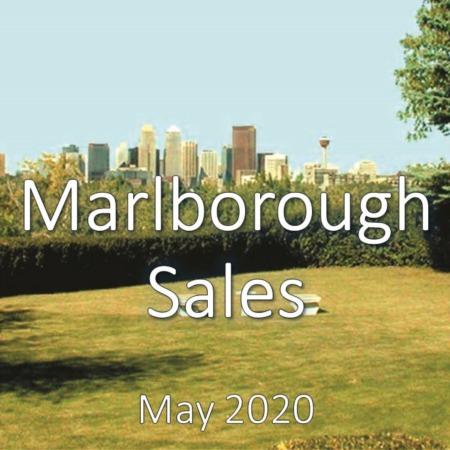 Marlborough Housing Market Update May 2020