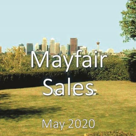Mayfair Housing Market Update May 2020
