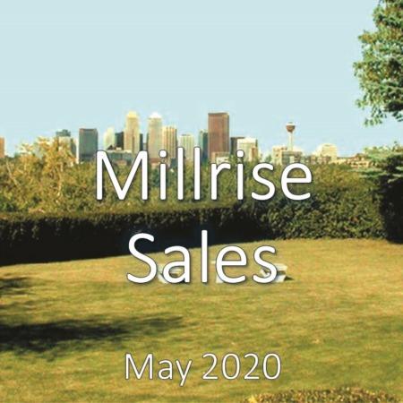 Millrise Housing Market Update May 2020