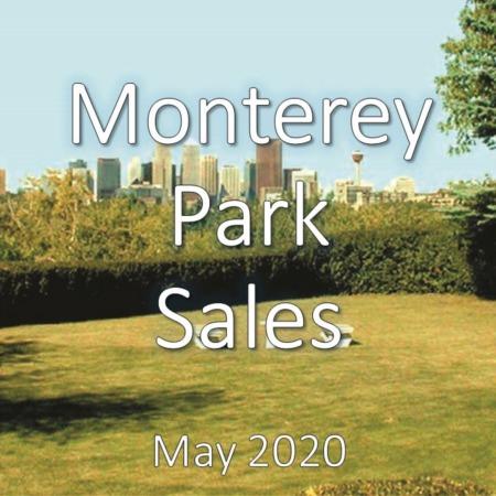 Monterey Park Housing Market Update May 2020
