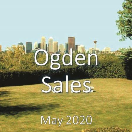 Ogden Housing Market Update May 2020