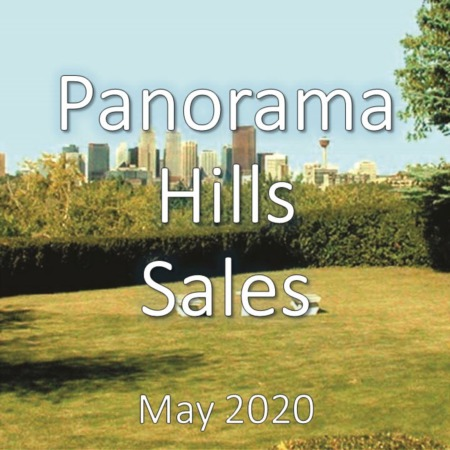Panorama Hills Housing Market Update May 2020