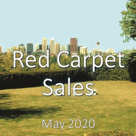 Red Carpet Housing Market Update May 2020