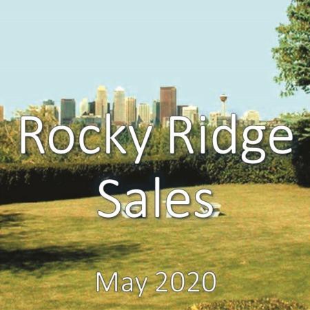 Rocky Ridge Housing Market Update May 2020