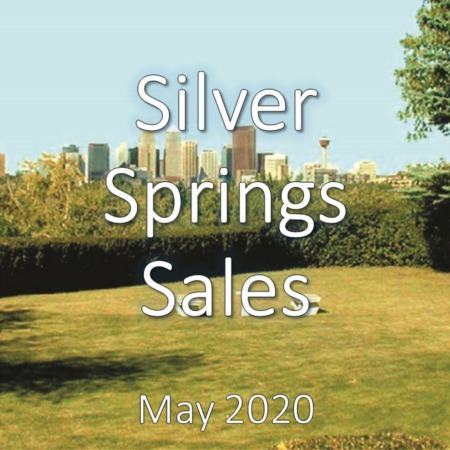 Silver Springs Housing Market Update May 2020