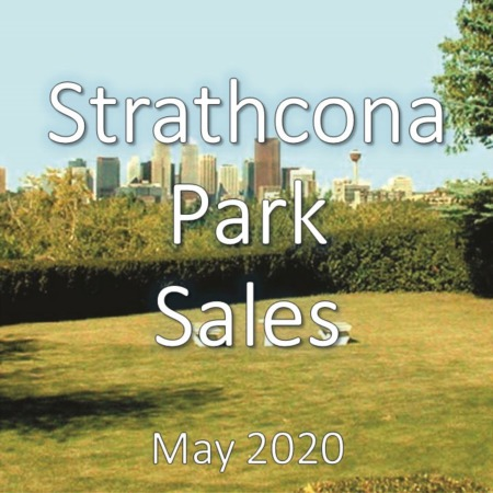 Strathcona Park Housing Market Update May 2020