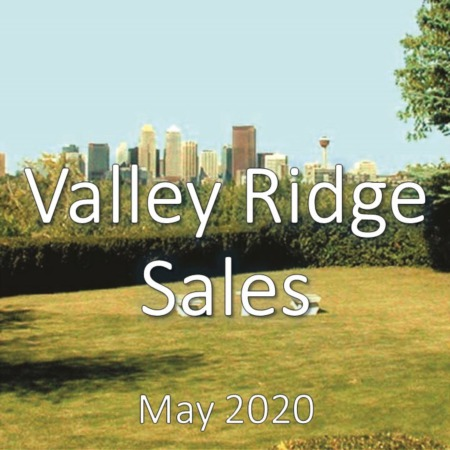 Valley Ridge Housing Market Update May 2020