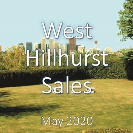 West Hillhurst Housing Market Update May 2020