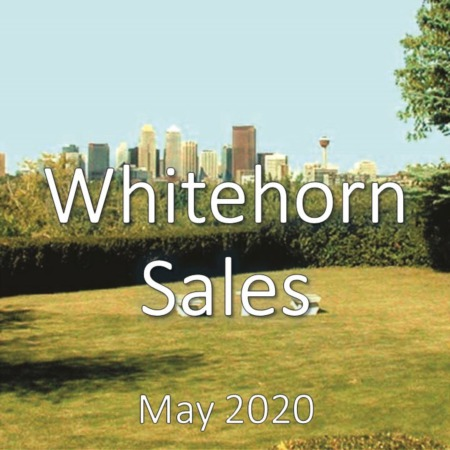 Whitehorn Housing Market Update May 2020