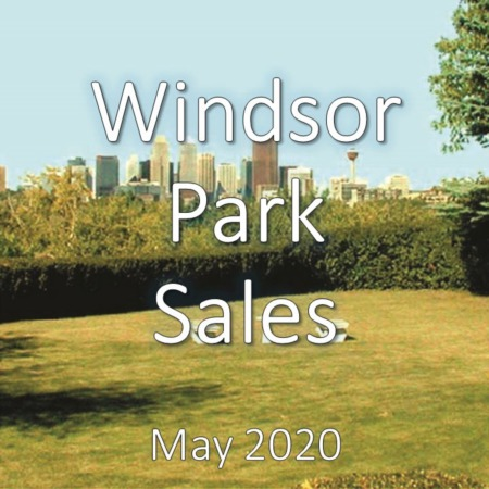 Windsor Park Housing Market Update May 2020