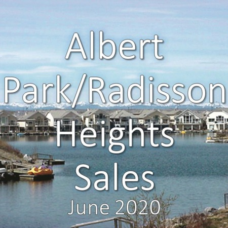 Albert Park/Radisson Heights Market Update June 2020