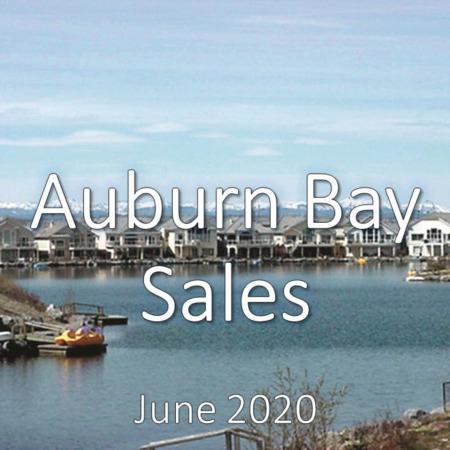 Auburn Bay Market Update June 2020