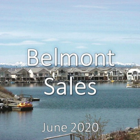 Belmont Housing Market Update June 2020