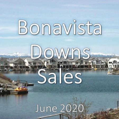 Bonavista Downs Housing Market Update June 2020