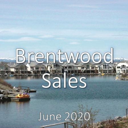 Brentwood Housing Market Update June 2020