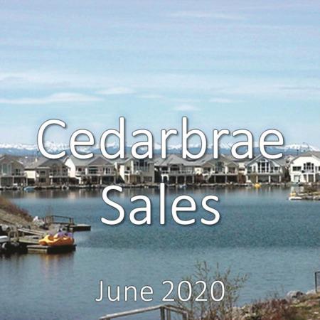 Cedarbrae Housing Market Update June 2020